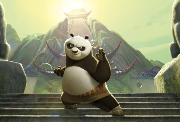 Kung Fu Pandaren Monk