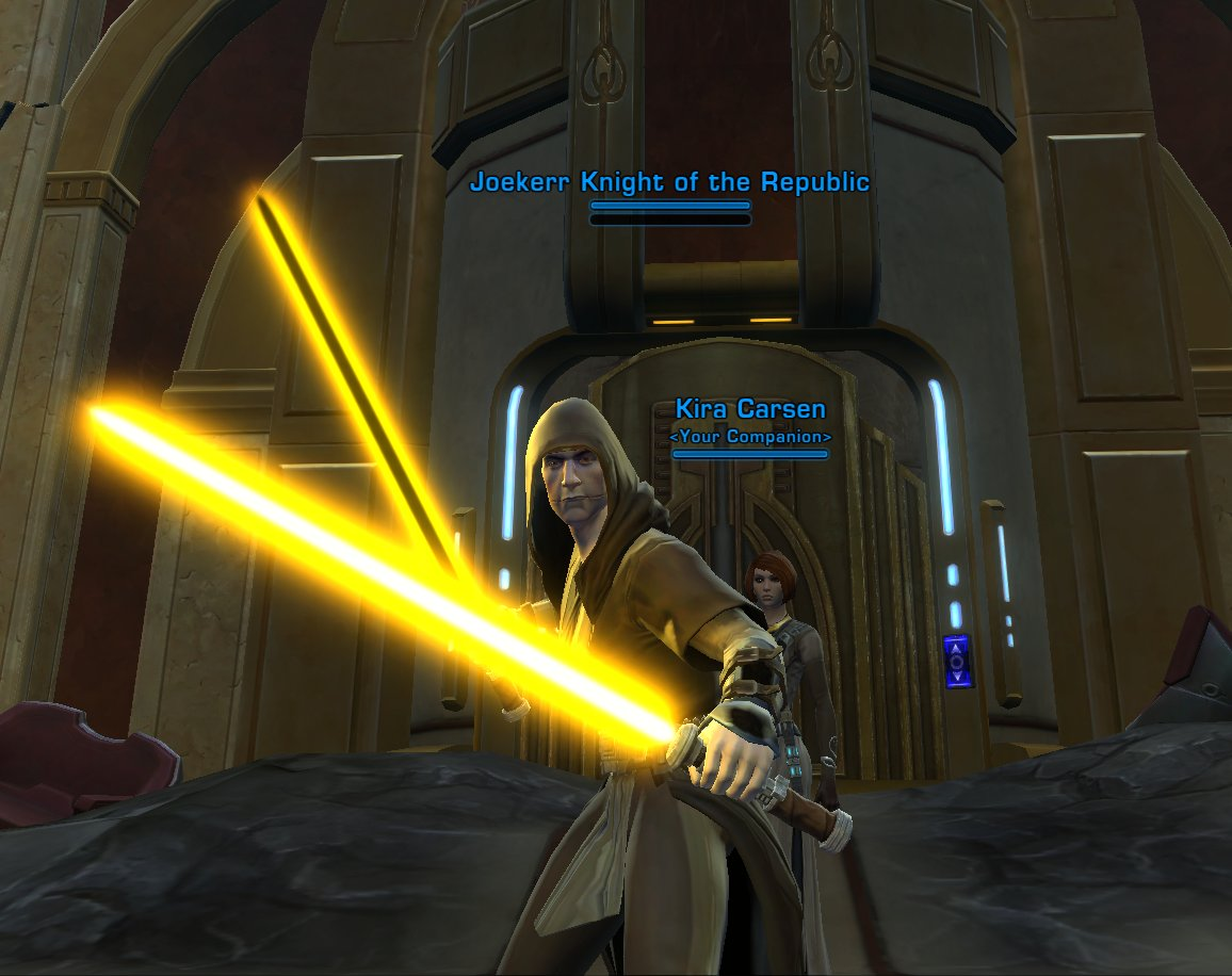 Jedi Watchman Build Kotor