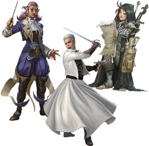 Paizo-Characters