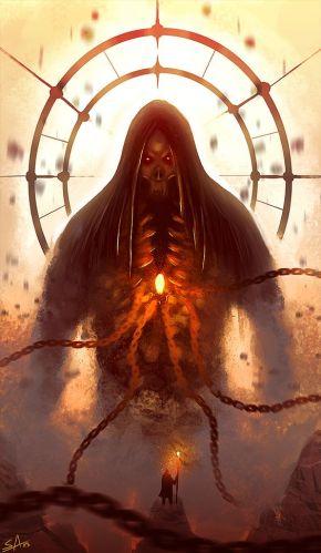 tharizdun the chained god